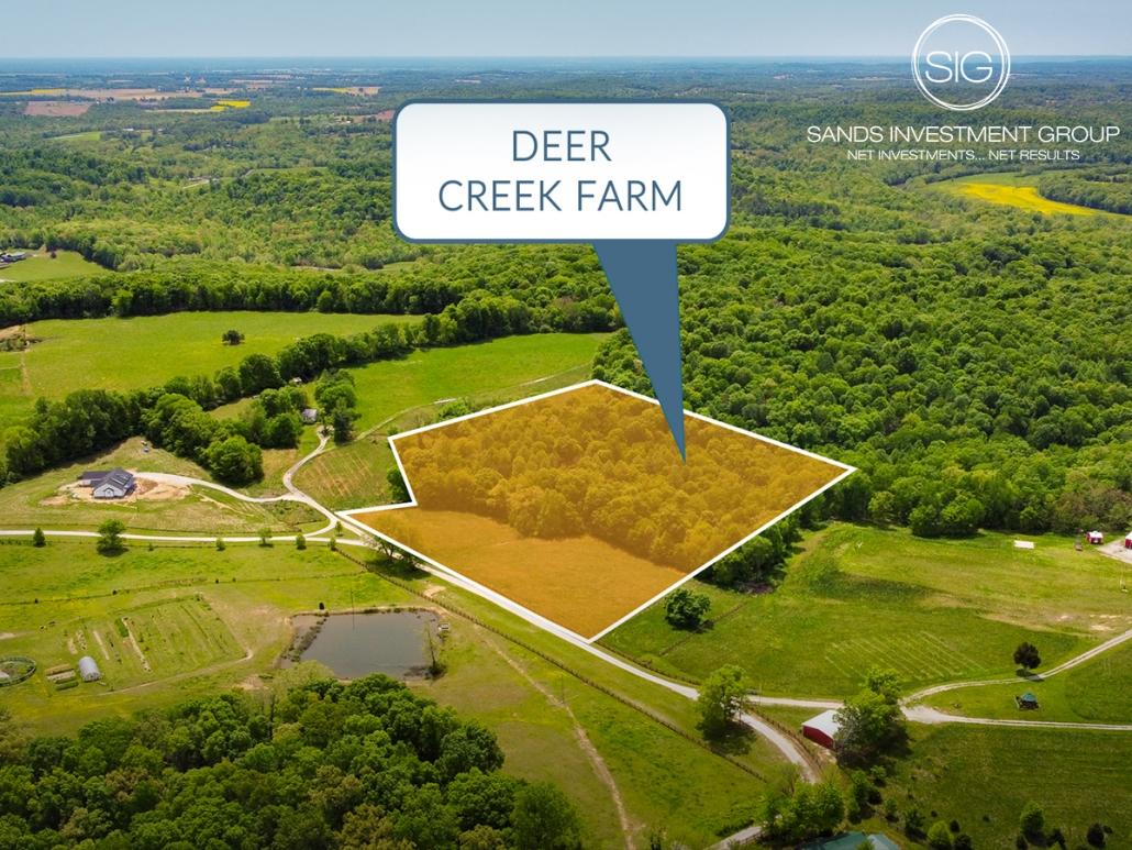 Deer Creek Farm | Bowling Green, KY MSA